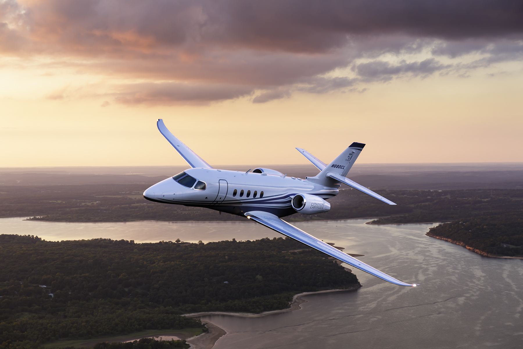 Textron Aviation tops 2019 business jet deliveries; Citation Latitude remains the industry's most-delivered midsize jet