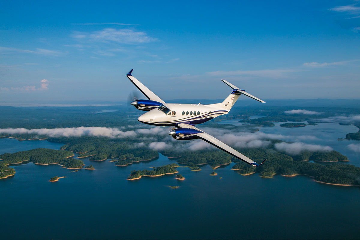 Beechcraft King Air 260 achieves FAA Type Certification as the newly upgraded aircraft begins new era of flying