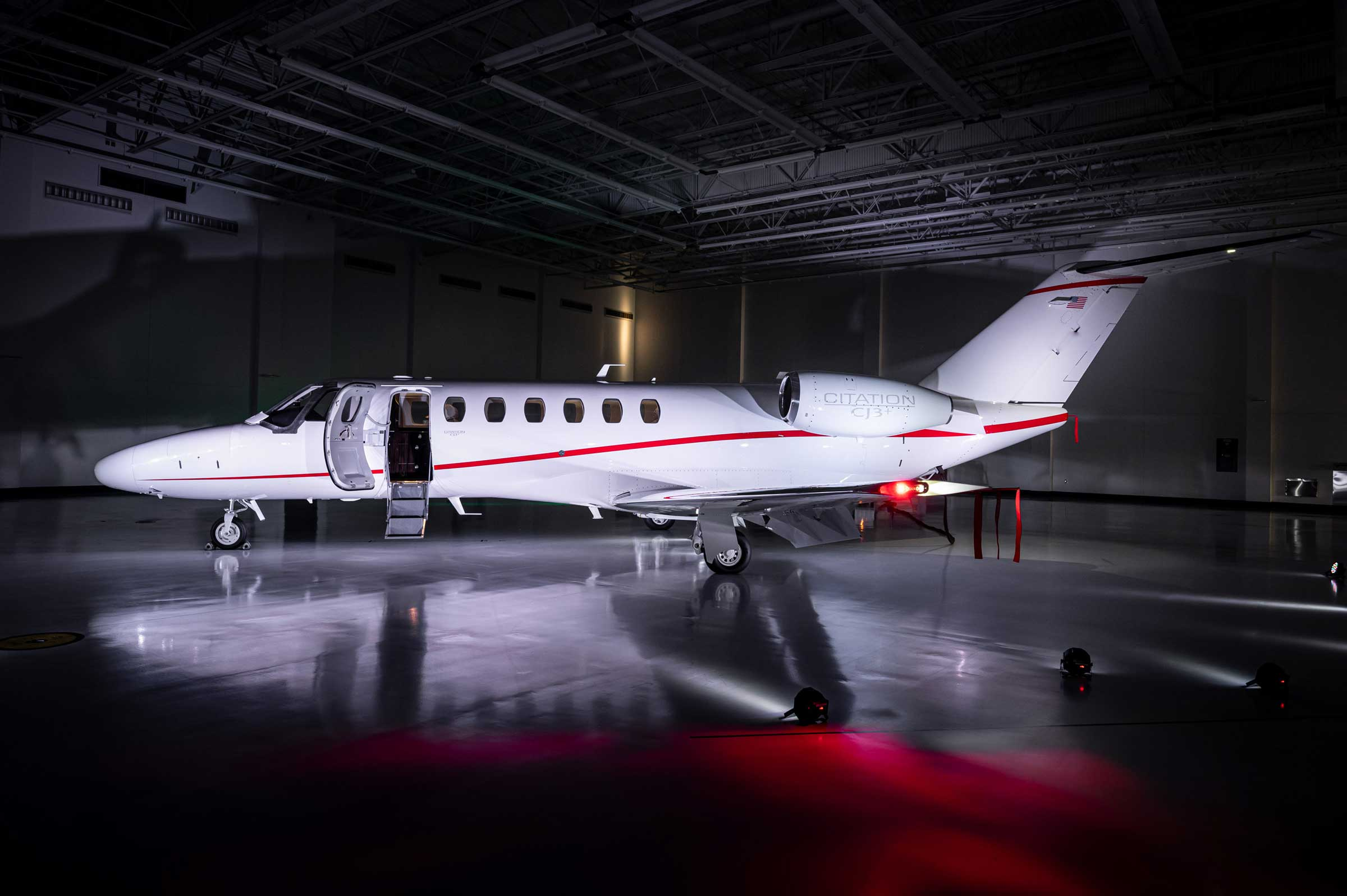 Cessna Citation CJ3 series cements best-selling light jet legacy with 600th delivery